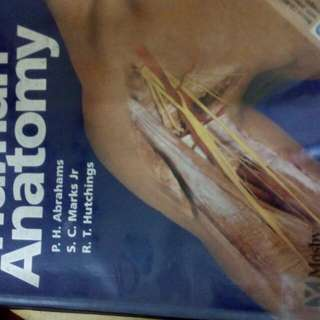 McMinn's Color Atlas of Human Anatomy 5th ed