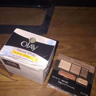 Kate Brown Shade Br4 with Olay Day Spf24