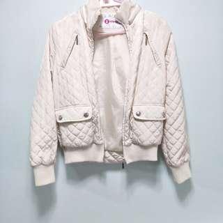 🚚 降價💰 米白防風外套