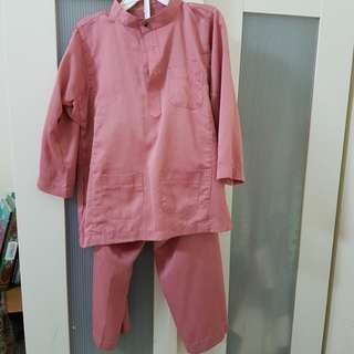 Baju Melayu Budak (price include postage)