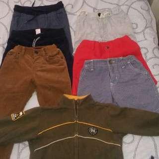 Take all branded short & pants
