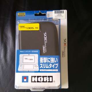 HORI Hard Pouch Case for New Nintendo 3DS