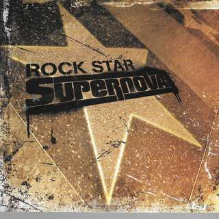 MY CD- ROCKSTAR SUPERNOVA //FREE DELIVERY BY SINGPOST