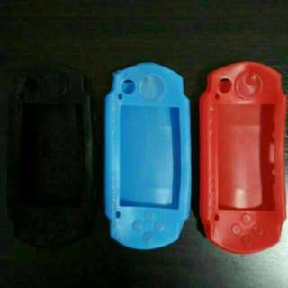 PSP-1000 SILICONE COVER PROTECTIVE CASE