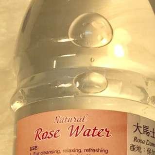 🚚 大馬士革玫瑰水1L原裝瓶