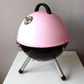 Portable Dome Barbecue Grill Set