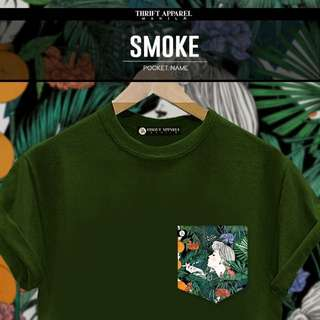 Smoke Pocket Tees