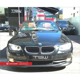 BMW 3 Series 320i Convertible