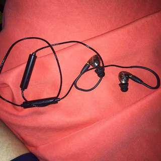 Bluetooth headphone wireless 90%new