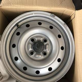 AXIA STEEL RIMS FOR SALE