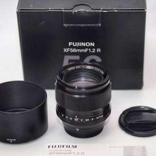 CNY Promo! Used Fujifilm XF 56mm / f1.2