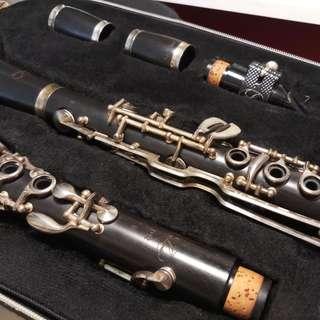Schreiber D-12 Bb- Clarinet