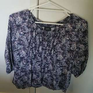 LOT OF 3 LADIES SIZE 22 CASUAL SUMMER SHIRTS