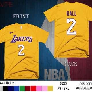 NBA - LA Lakers Jersey Shirt
