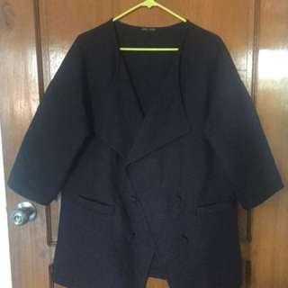 Oversized Alta Jacket