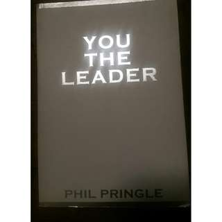 Book You The Leader-Phil Pringle