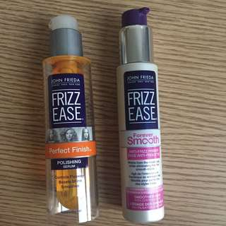 John Frieda Frizz Ease Anti-Frizz Primer and Polishing Serum