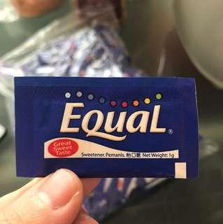 代糖equal -480包