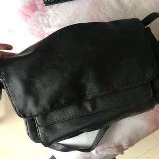 Tas zara / zara leather bag