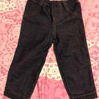 Carter's 9m 9成新 軟身牛仔褲 正版 包郵