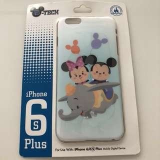 Disney iPhone 6S Plus case  100% 新