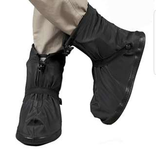 1 Pair ,WATER-PROOF motorcycle rain shoe cover (Size 8-9 UK)
