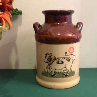 Vintage porcelain Milk container