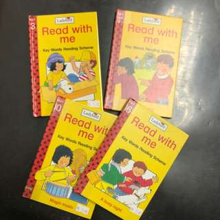 Read with Me (Book 3, 7, 10, 16)