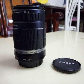 🚚 Canon eos Lens 55-250MM