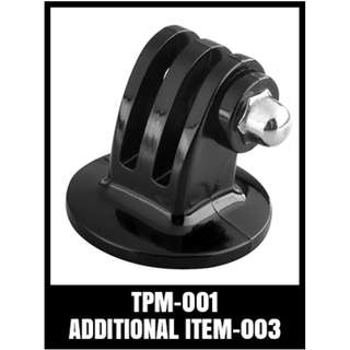 TPM-001 GOPRO ACCESSORIES TRIPOD MOUNT ADAPTER