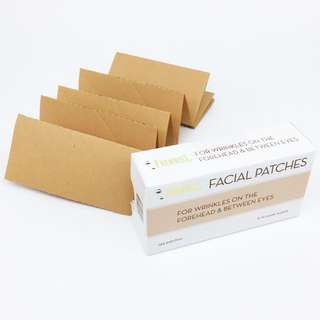 Frownies Facial Patches Trial Pack 16 Patches For Wrinkles On Forehead & Between Eyes