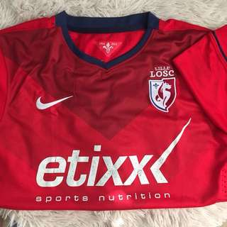 Red Nike Jersey