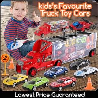 Truck Kids Toy Car Playset (5 Design)