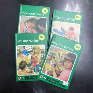 Key Words Reading Scheme (Book 1C, 2C, 3C, 4C)