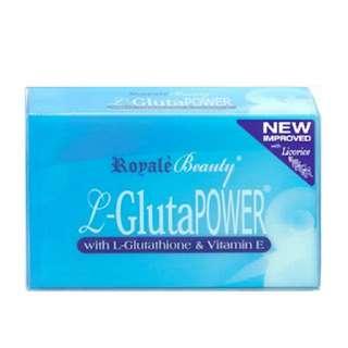 ROYALE L-GLUTA POWER WHITENING SOAP