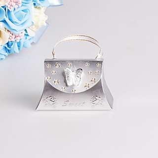 EA18044 HANDBAG FAVOR BOX
