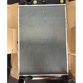 MERCEDES BENZ W204 RADIATOR