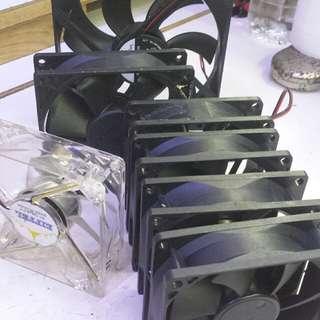 電腦用電子扇7把
