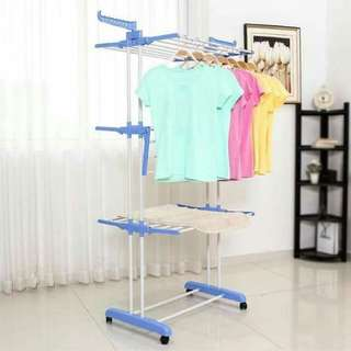 Clothes dying rack