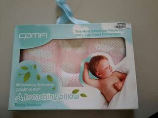 Baby Pillow (Baby flat head Prevention)