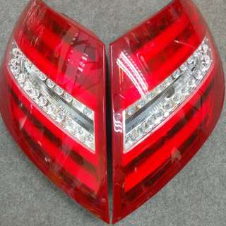 MERCEDES BENZ W204 TAIL LAMP