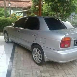 Suzuki Baleno th 2000 manual