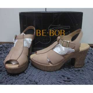BE BOB WEDGES