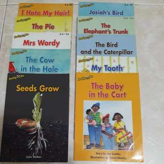 Reading Bee Books