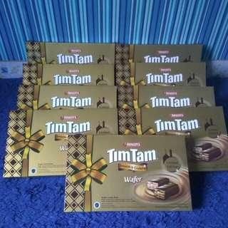 Timtam smooth&crunchy wafer