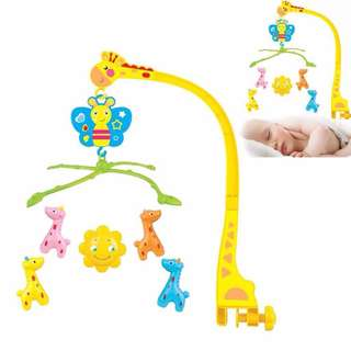 Baby Bed Toy for Crib and Cot (COMES WITH SWEET MELODY)