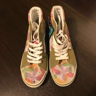 Vans Hi-cut Sneakers