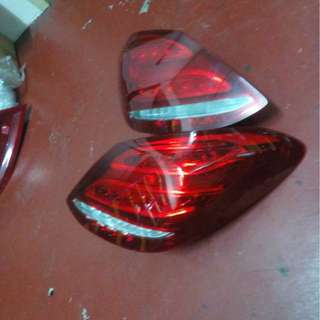 MERCEDES BENZ W205 REAR TAIL LAMP