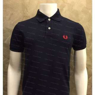 Fred perry polo collar t