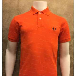 Fred perry collar polo t